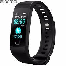 bracelet digital watches images Gimto women men smart bracelet sport digital watch waterproof jpg