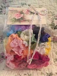 seam binding ribbon seam binding ribbon crinkled 28 pretty colors 1 yd each color 28 yds