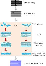 reduction hybrid artifacts of emg eog in electroencephalography