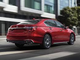 acura acura rlx luxury sedan gets a stylish new look for 2018 business