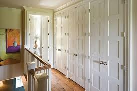 Closet Panel Doors New Ideas Panel Wood Interior Doors With Interior Doors Closet