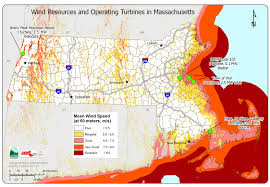 Massachusetts On Us Map by Smart Growth Smart Energy Toolkit Wind Power