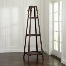 wooden standing coat rack tradingbasis