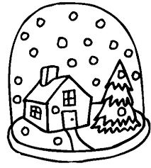 winter coloring pages pre worksheets winter