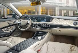 mercedes maybach s500 mercedes maybach s500 interior 2017 photography