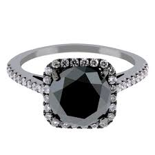 Black Wedding Rings For Her by The Precious Black Diamond Wedding Rings For Women Rikof Com