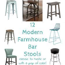 modern farmhouse colors modern farmhouse bar stools domestic deadline
