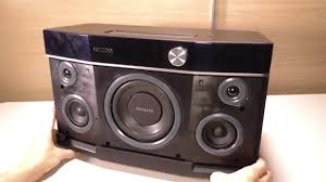 motion l wireless speaker aiwa exos 9 portable bluetooth speaker review sound test youtube
