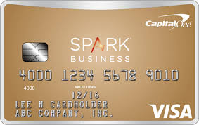 capital one business cards capital one spark classic for business