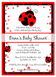 baby shower invitations at party city photo ladybug baby shower cake designs image