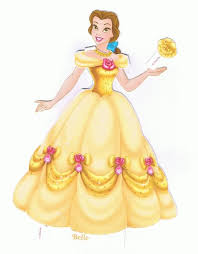 disney princess belle gold dress request disney princesses