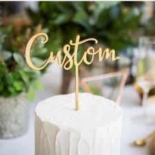 custom cake topper custom cake topper z create design