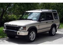 land rover old discovery 2003 land rover discovery information and photos zombiedrive