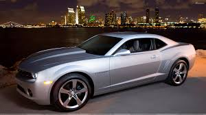 chevrolet camaro silver 2011 chevrolet camaro silver standing near sea side wallpaper