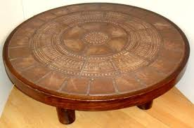 large round cocktail table 2 round coffee table