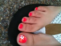 best 20 bright toe nails ideas on pinterest toenails pedicure