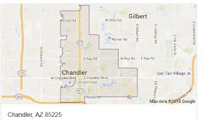 map of chandler az chandler az plumbers affordable chandler plumber