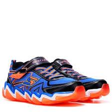 skechers skech air 3 0 rupture sneaker pre grade blue orange