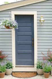 How To Give Your House Curb Appeal - 20 colorful front door hues for maximum curb appeal curb appeal
