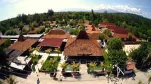 gili trawangan resot hotel pandawa beach villas u0026 resort youtube