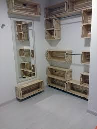 o quarto de pallet e caixotes do perek pallets crates and house