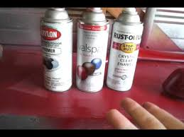 diy how to paint your car interior in 10 steps youtube