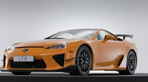 lexus uk military sales lexus lfa carbon fiber tech to live on in future models
