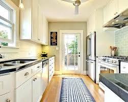 narrow kitchen designs long narrow kitchen design ideas enlarge narrow kitchen design ideas