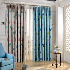 Blackout Curtains For Nursery Nursery Room Curtains Of Tree Patterns For Bedroom