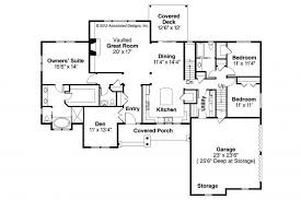 Ranch Floor Plans With Basement Apartments House Plqns Ranch House Plans Anacortes Associated