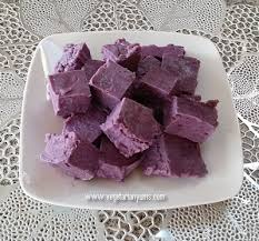 Yam Thanksgiving Recipes Sweet Potato Dessert Filipino Pastellas De Ube Recipe