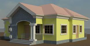 how to build a low budget bungalow 3 bedroom flat as case study