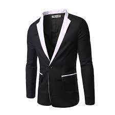 cloud style men u0027s one button groom tuxedo studio casual dress