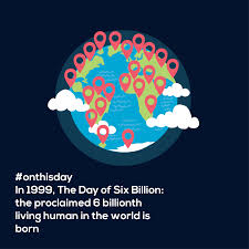wia on in 1999 the day of six billion the proclaimed 6