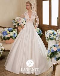 bridal collections abelarda by ladianto 2018 bridal collection the fashionbrides