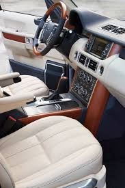 range rover interior 2010 range rover interior eurocar news