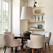 dining room sets leather chairs inspiring fine cream leather