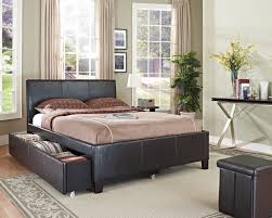 Queen Size Bed With Storage Queen Size Sleigh Bed The Wide Bed Furniture Home Decor And