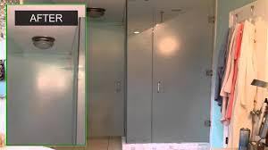 Smart Glass Shower Door Glass Bathroom And Shower Doors White Matte Eclipsetinting
