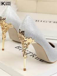 wedding shoes gold wedding shoes chi chi gallery design