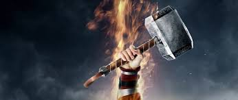 thor 2 the dark world hammer facebook cover photo hd wallpaper