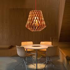 Wooden Pendant Lighting by Wooden Pendant Light Zamp Co