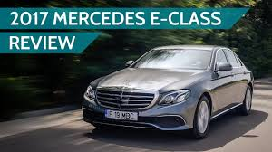 used mercedes e class saloon 2017 mercedes e class saloon e220d review