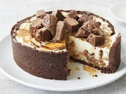 mars bar cheesecake recipe best recipes