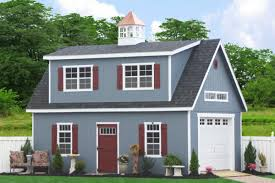 Building A 2 Car Garage by One Car Prefab Car Garages 100 U0027s Of Choices Amish Built