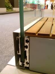 escalier garde corps verre vepma garde corps 100 en verre
