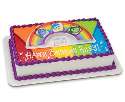 inside out cakes inside out of emotions decoset cake design cakes
