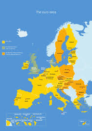 map of all the countries in europe europa the european union
