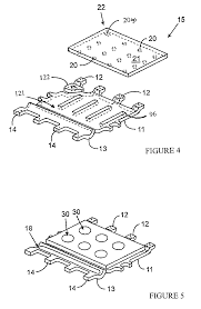 patent us7052938 flip clip attach and copper clip attach on patent drawing