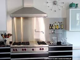 Kitchens With Stainless Steel Backsplash Ikea Stainless Steel Backsplash Home Designs Idea